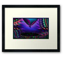 weigh Framed Print