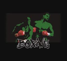 Boxing Style (1) by artguy24