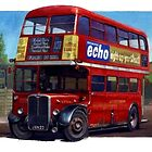 London Transport RT 994 by Mike Jeffries