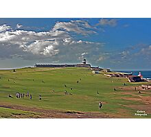 El Morro Photographic Print
