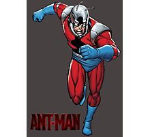 Antman t shirt, iphone case, poster & more Photographic Print