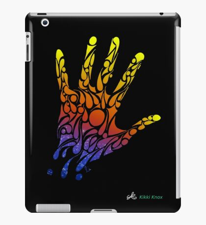 Touch the sunset iPad Case/Skin