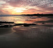 Embleton Bay - Northumberland - Worth Getting Up by Diane Thornton