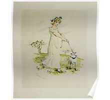 Kate Greenaway Collection 1905 0143 Mary Had a Little Lamb Poster