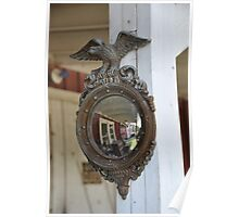 Antique Reflections Poster