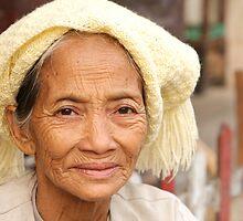 Ageless Beauty by Gina Ruttle  (Whalegeek)