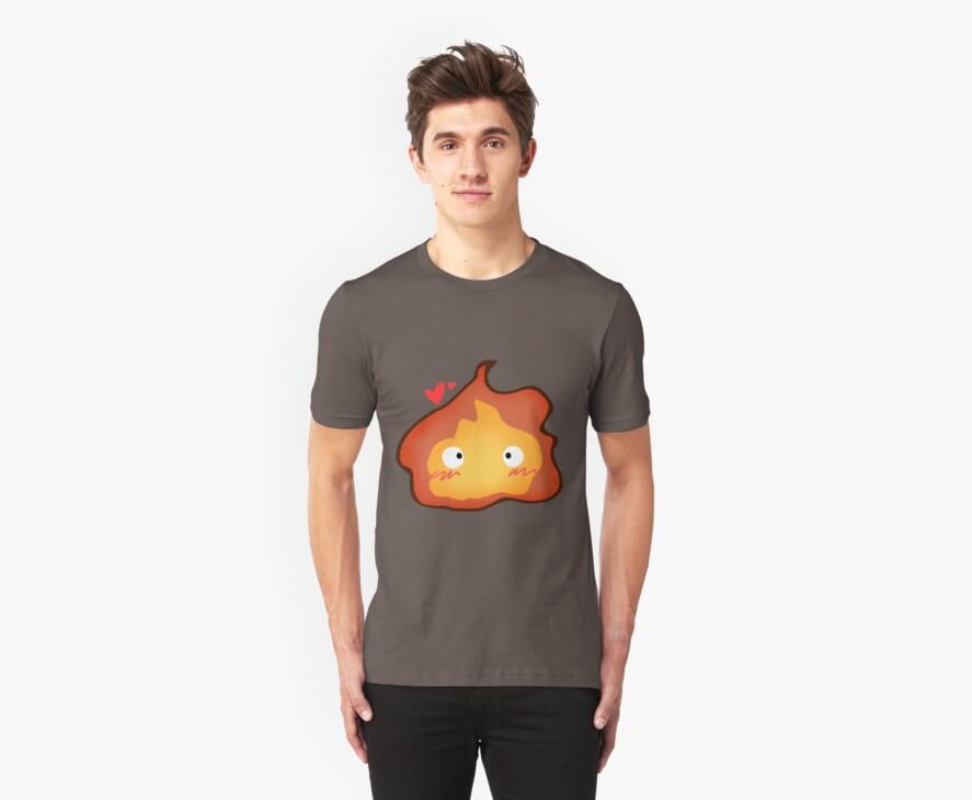 Calcifer by Skitty Vasquez
