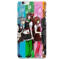 "Tokyo Magic Star - ""At your service"" Girls Case iPhone Case/Skin"
