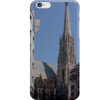 Stephansdom Wien Österreich iPhone Case/Skin