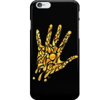 molten touch iPhone Case/Skin