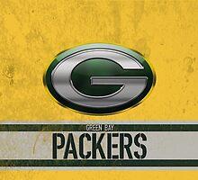 Green Bay Packers by mandanda4ever