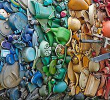 Trash Art by phil decocco