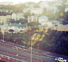 Wellington Tilt Shift by Lars
