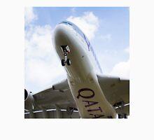 Qatar Airlines Airbus A380 Unisex T-Shirt