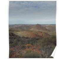 Flinders Ranges - a masterpiece Poster