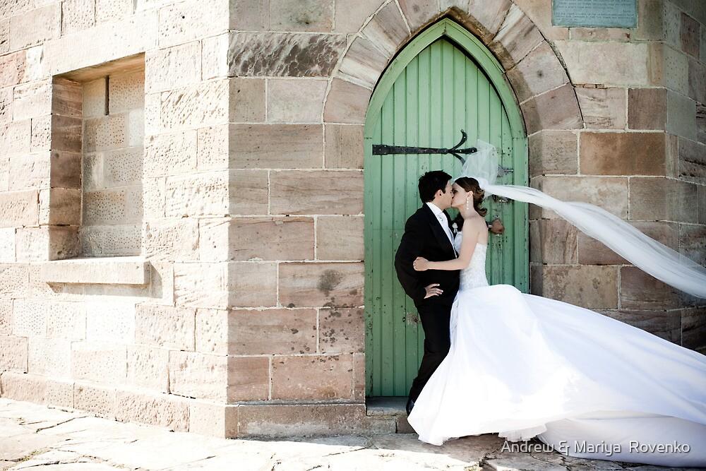 Henry & Kim's Wedding by Andrew & Mariya  Rovenko