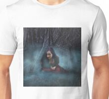 Voices in the mist Unisex T-Shirt