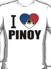I LOVE PINOY T-Shirt