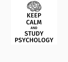 keep calm and study psychology T-Shirt
