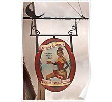 Belgian Jennie's (Jerome, AZ) Poster