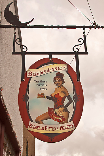 Belgian Jennie's (Jerome, AZ) by Barb White