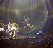 The Who Jump 1975 by Mike Norton