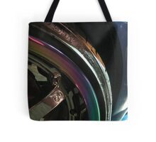 multi-colored wheel Tote Bag