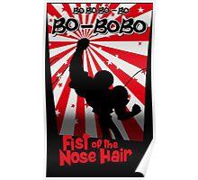 Bobobo; Nose-hair technique sensei Poster