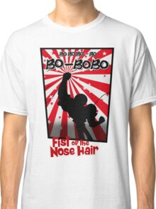 Bobobo; Nose-hair technique sensei Classic T-Shirt