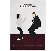Pulp Fiction 2 Photographic Print