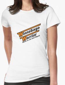 Winnebago Warrior - Dead Kennedys Womens Fitted T-Shirt