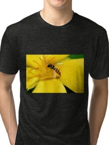 busy visitor Tri-blend T-Shirt