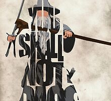 Gandalf by A. TW