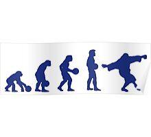 Lebowski Evolution Poster