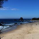 GlassHouse Rocks Beach by Evita