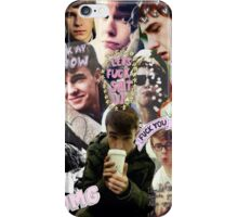 nico mirallegro from my mad fat diary iPhone Case/Skin