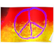 Passionate Peace Poster