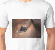 The Eyes say it All (Pam) - NNEP Ottawa, ON Unisex T-Shirt