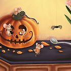 Spooky Little Helpers by parochena