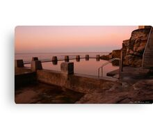 Coogee Beach NSW Canvas Print