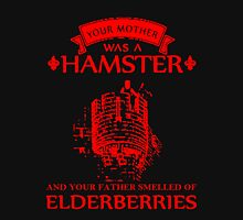 Your Mother Was A Hamster T Shirts, Stickers and Other Gifts Monty Python's T-Shirt