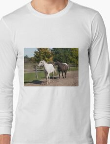Xerox and Zoe - NNEP Ottaw, ON Long Sleeve T-Shirt