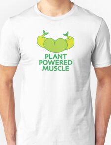 Plant Powered Muscle: Broad Bean T-Shirt