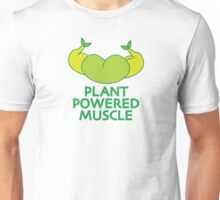 Plant Powered Muscle: Broad Bean Unisex T-Shirt