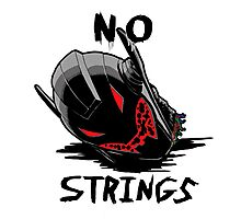 No Strings Photographic Print