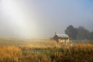 ~ Somewhere Over the Fog Bow ~ by LeeoPhotography