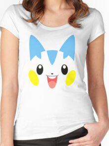 Pokemon - Pachirisu Women's Fitted Scoop T-Shirt