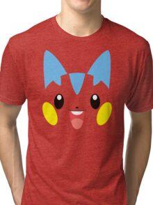 Pokemon - Pachirisu Tri-blend T-Shirt