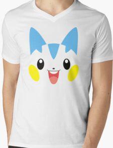 Pokemon - Pachirisu Mens V-Neck T-Shirt