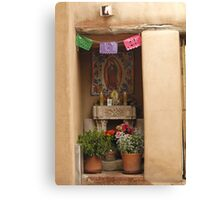 Mesilla Mary Canvas Print